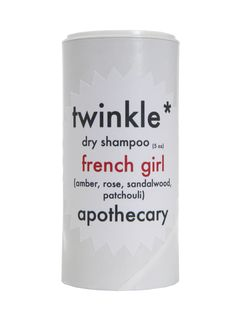 French Girl Dry Shampoo