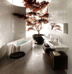 Home Bathroom Fixtures: 10 Ideas for Tile, Tubs & Toilets