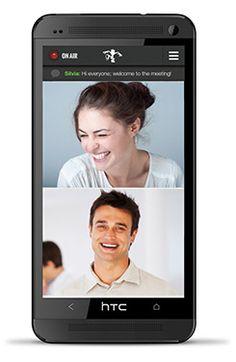 Szemtől-szemben mobilon