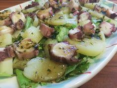 Ideas que mejoran tu vida Fish Recipes, Healthy Recipes, Kitchen Recipes, Potato Salad, Tapas, Seafood, Food And Drink, Potatoes, Yummy Food