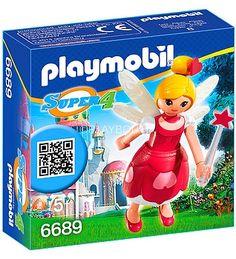 Playmobil super 4  FEE LORELLA