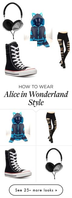 """""""Untitled #30"""" by jenniferbwedwell on Polyvore featuring Converse and Frends"""
