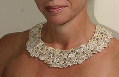 Evelien Sipkes  Necklace. Bones.