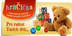 Hracicka.cz - odrážedla, hračky, dětská hřiště
