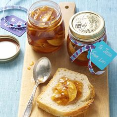 Apple Pie Jam-                                                     These warm and comforting desserts are inspired by the classic American apple pie. Find apple pie-inspired recipes for bread pudding, cheesecake, cookies, muffins and many more!
