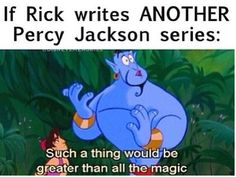 "I found out Rick Riordan is writing a new series with all the major characters from both series! ""The Trials of Apollo"" coming out May 3 YAY! Percy Jackson Fandom, Percy Jackson Fan Art, Percy Jackson Memes, Percy Jackson Books, Percabeth, Solangelo, Leo Valdez, Oncle Rick, The Kane Chronicles"