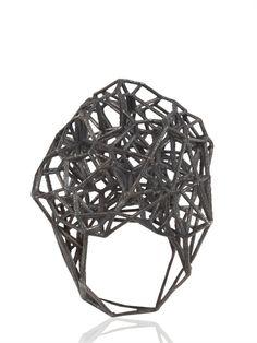 LOTOCOHO Voronoi II Ring