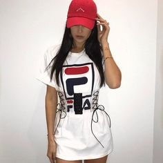 Corset Belt Street Outfits To Show You What's The Next Big Trend – Lupsona Dope Outfits, Trendy Outfits, Fashion Outfits, Womens Fashion, Fashion Trends, Big Shirt Outfits, Fashion Lookbook, Fashion Shoes, Fila Outfit