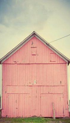 ~ pink barn ~
