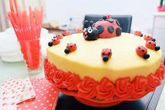#bolojoaninha #ladybugcake