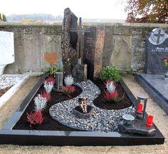 Referenzen unserer Grabanlagen - Doppelgräber