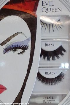 Have you seen the Disney Villains Lash sets by Ardell yet? Disney Villains Makeup, Beauty Junkie, Queen, Beauty Products, Lashes, Halloween Costumes, Natural, Hair, Collection