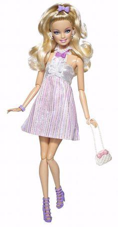 Barbie Fashionistas Sweetie 2010 2011 Doll Swappin Style V4382 Toy New 027084977110 | eBay