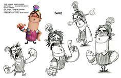 Boog Designs by Fred Seibert, via Flickr