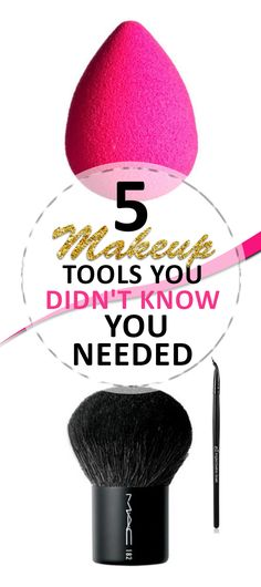 There are so many makeup tools we want to add to our collection. The Beauty of buying cosmetics can truly be a little stressful. We want to put our money into the best products that will help us achieve a flawless look. Here are the best makeup tools that will help you reach