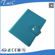 Check out this product on Alibaba.com APP Customised leather magnetic clasp hardcover with your company logo spiral bound notebook with wallet/key holder