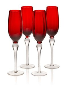i love champagne glass i want 2 of all colors this r very pretty