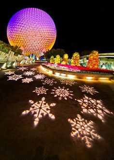 Things to do at Epcot during Walt Disney World's Christmas season.
