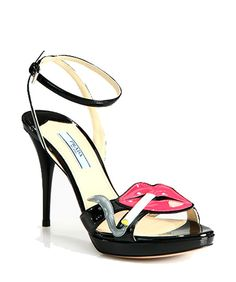 Prada smoking shoe