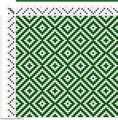 draft image: Page IX Figure 19, Posselt's Textile Journal, July 1914, 4S, 4T
