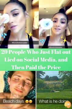 29 People Who Just Flat out Lied on Social Media, and Then Paid the Price Real Girlfriends, Go To High School, Internet Advertising, People Names, Pictures Online, Wtf Fun Facts, How To Get Away, Take A Nap, Funny Pins