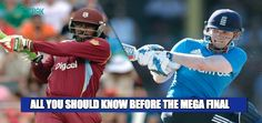 WT20 Final:  With Fire Powers even, Who will win the battle of wits?