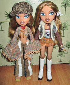 Bratz Doll Outfits, Black Bratz Doll, Brat Doll, Bratz Girls, Early 2000s Fashion, Fashion Themes, Beyonce, Rihanna, Retro Toys