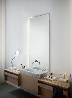 Las 89 mejores imágenes de Espejos cuarto de baño | Bathroom ...