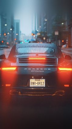 Porsche 911 Carrera S, rear, on road, wallpaper Porsche 911, Porsche 918 Spyder, Porsche Carrera, Audi R8 V10, Audi Q3, Bmw X7, Audi A3 Limousine, Wallpaper Carros, Porche Car