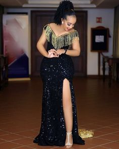 African sequin wedding dress/African bridesmaids dresses/After-party dress/African birthday dress/Af African Bridesmaid Dresses, African Lace Dresses, Latest African Fashion Dresses, Ankara Fashion, Dinner Gowns, Lace Dress Styles, Dress Outfits, Fashion Outfits, Fashion Trends
