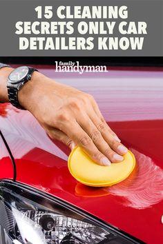 Car Wash Mitt, Car Wash Soap, Car Life Hacks, Useful Life Hacks, Car Cleaning Hacks, Household Cleaning Supplies, Car Detailing Supplies, Clean Your Car, Automobile