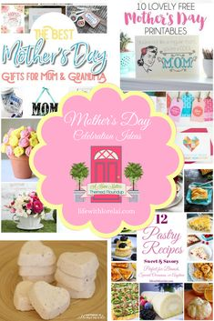 Show mom just how special she is with these fabulous Mother's Day celebration ideas. Make mom feel like a queen! Plus, link up at Home Matters with recipes, DIY, crafts, decor. Pastry Recipes, Queen, Pumpkin Carving, Gifts For Mom, Celebration, Diy Projects, Diy Crafts, Posts, Feelings