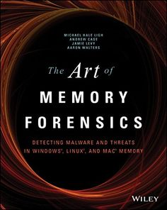 The Art of Memory Forensics: Detecting Malware and Threats in Windows, Linux, and Mac Memory by Michael Hale Ligh http://www.amazon.com/dp/1118825098/ref=cm_sw_r_pi_dp_QZlfub1AZ0XX2