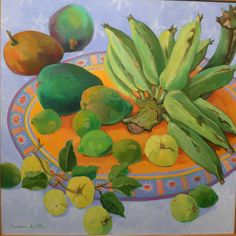 Green Fruit (available at the Village Gallery in Lahaina, Maui)