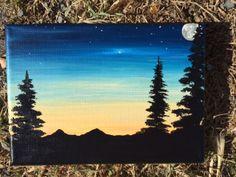 Simple Canvas Paintings, Easy Canvas Art, Small Canvas Art, Easy Canvas Painting, Cute Paintings, Oil Pastel Art, Ideias Diy, Acrylic Art, Painting Inspiration