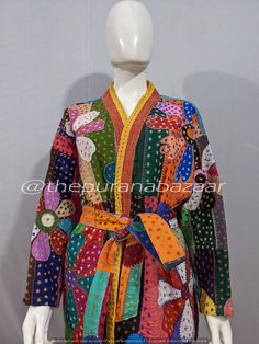 Silk Jacket, Kimono Jacket, Quilted Jacket, Woolen Scarves, Cut Work, Palazzo Pants, Comfortable Outfits, Tank Dress, Silk Fabric