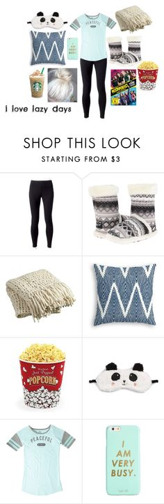 """""""Lazy Days"""" by shelbiewoerman on Polyvore featuring interior, interiors, interior design, home, home decor, interior decorating, Jockey, M&F Western, CB2 and West Bend"""