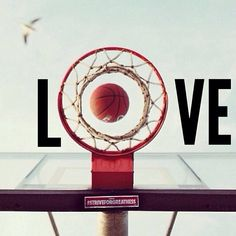 We're not basketball players but we love this angle !
