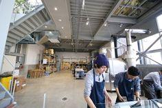 ブルーボトルコーヒー  清澄白河ロースタリー&カフェ Blue Bottle Coffee Japan (18)
