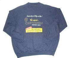 Chevignon Sweatshirt, c.1989