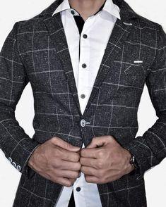 Top 8 modèles de costumes homme 2020 pour toutes les occasions Costume Anglais, Versace, Kleidung Design, Suit Jacket, Blazer, Suits, Videos, Tops, Fashion