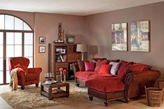 Recliner, Lounge, Couch, Furniture, Home Decor, Cozy Sofa, Sofa Set, House, Homes