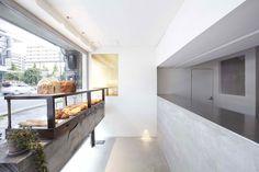 La boulangerie Panscape à Tokio | Décoration maison, meubles maison jardin et design intérieur sur Artdco.net