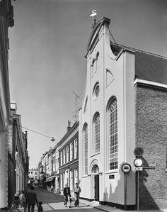 Evangelische Lutherse Kerk, Trinitatiskapel -Vriesestraat - Dordrecht