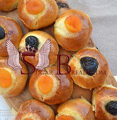 Γλυκά ψωμάκια » Sugar Eyes» | Sugar & Breads in Greece