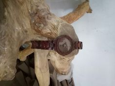 Wooden wacth