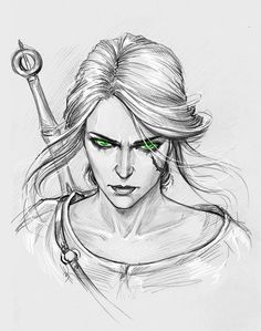 The Witcher, Ciri