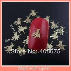 Cheap decor, Buy Directly from China Suppliers:          3D nail charms nail art decorations fluorescent nail studs 1000pc