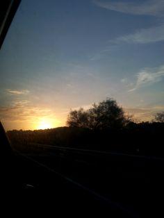 Un amanecer alicantino. Ponemos rumbo Denia