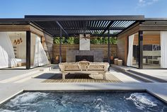 Image result for poolhouse